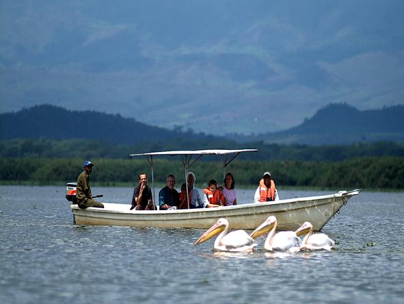 The Great Rift Valley Lodge and Golf Resort - Boat Cruise