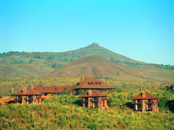 The Great Rift Valley Lodge and Golf Resort-Landscape2