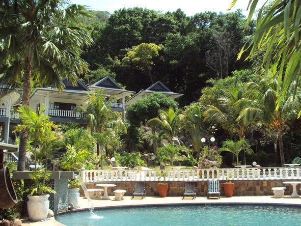 La Digue Island Lodge - Pool