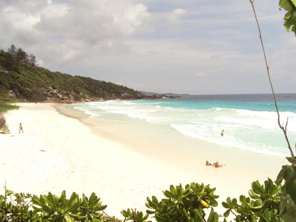 La Digue Island Lodge - Beach