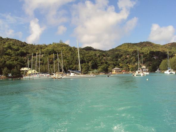 La Digue Island Lodge - Boat Trip