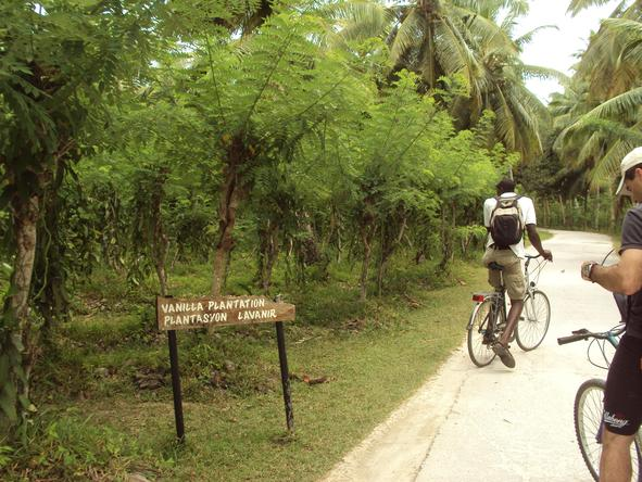 La Digue Island Lodge - Cycling