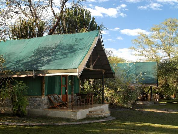 Mvuu Camp - Accommodation