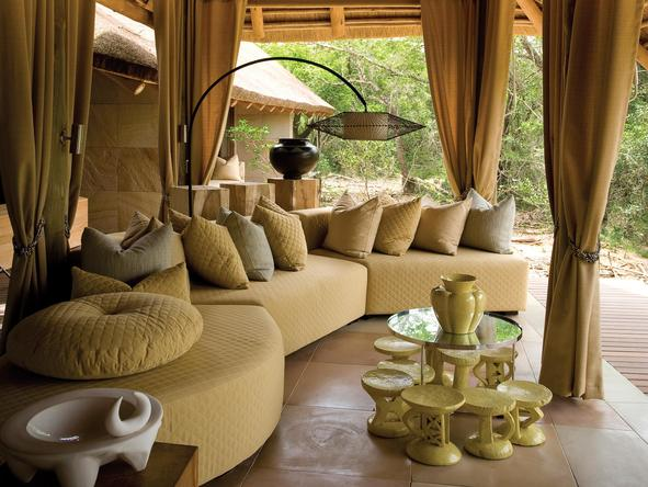 Phinda - The Homestead - Lounge