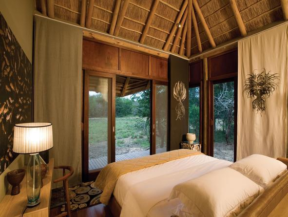 Phinda - The Homestead - Bedroom1