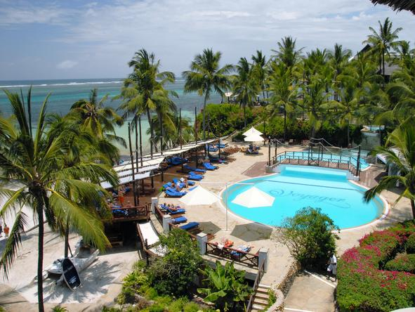 Voyager Beach Resort - Location