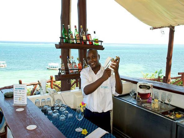Voyager Beach Resort - Bar