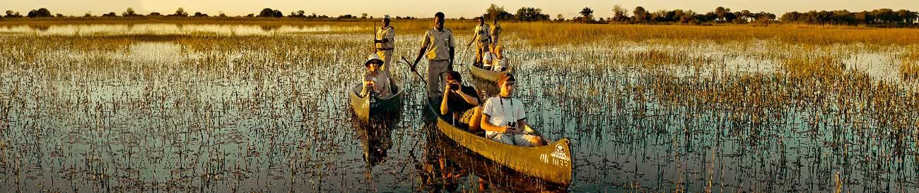 Affordable Botswana Mobile Safari