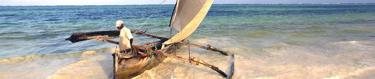 Tanzania Beaches - enjoy superb mainland beaches, exotic Zanzibar and remote desert islands as stand-alone holidays or safari add-ons.