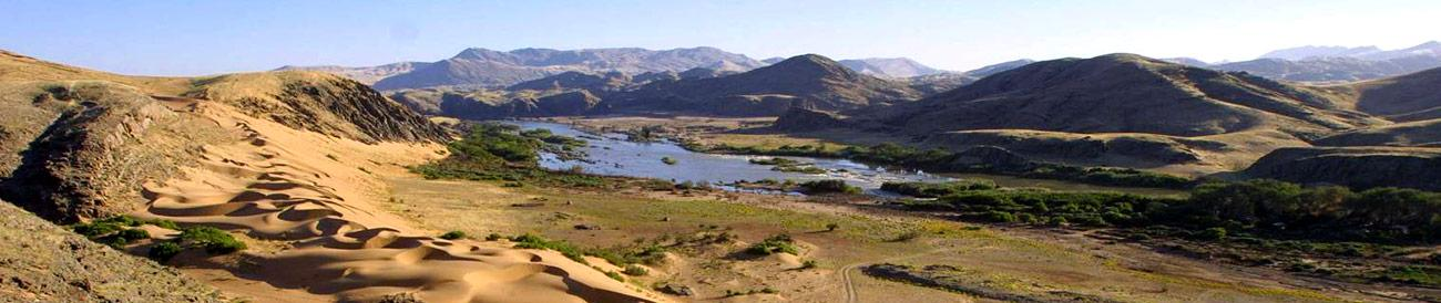 Kaokoveld - this remote region offers spectacular scenery and works well as part of an itinerary that includes Damaraland and Etosha National Park.