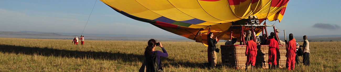 Majestic Mara Balloon Safari