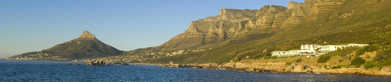Cape Town Coastal - from impressive Cape Point to scenic Chapmans Peak Drive and luxurious Bantry Bay, the Cape coastal regions are worth exploring.
