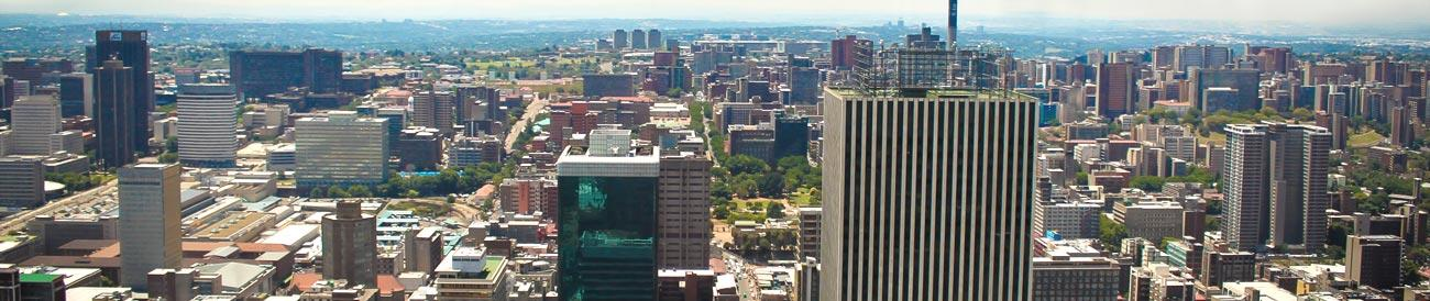 Johannesburg - the epicentre of business, culture, entertainment and nightlife, Joburg is a popular city destination and will likely feature on your pre or post safari itinerary.