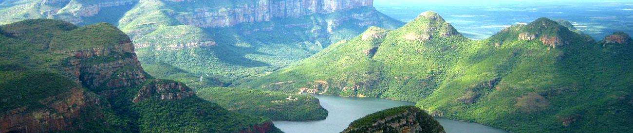 Panorama Route - from the Blyde River Canyon to God's Window and the Three Rondawels, the Panorama Route is truly spectacular.