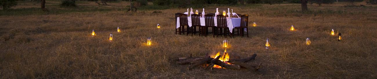 Sanctuary Retreats - marvel at the beauty of Africa's remote landscapes with Sanctuary Retreats and Go2Africa.