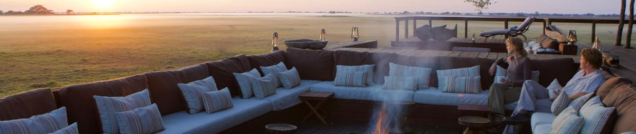 Wilderness Safaris - explore the vast unknown on a luxury safari with Wilderness Safaris and Go2Africa