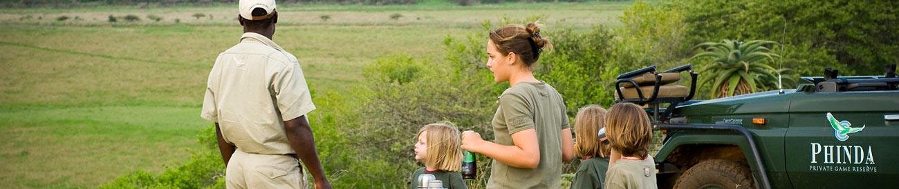 KwaZulu Natal Safari and Beach Family Holiday