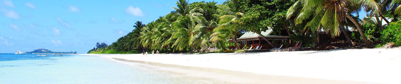 Seychelles - explore the Indian Ocean's most exclusive private islands: from beaches to forests and private luxury resorts.
