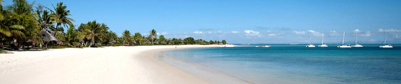 Bazaruto Archipelago - a perfect island getaway for families, honeymooners and divers: a real Indian Ocean paradise!