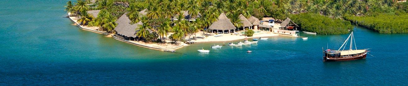 Kenya Beaches - from Malindi to Mombasa, Kenya's beautiful white-sand beaches make for a classic add-on to a big game safari.