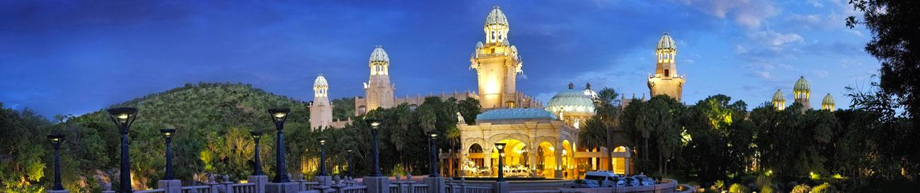 Sun City - South Africa's premier entertainment, holiday and golfing resort really does offer something for everyone.