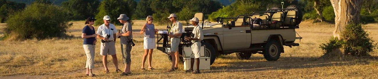 Botswana Safari and Mozambique Island Holiday