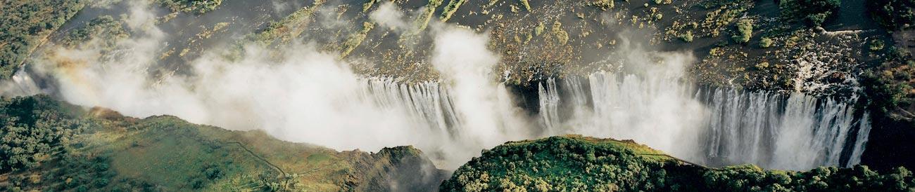 Victoria Falls, Chobe Chilwero & Okavango Delta