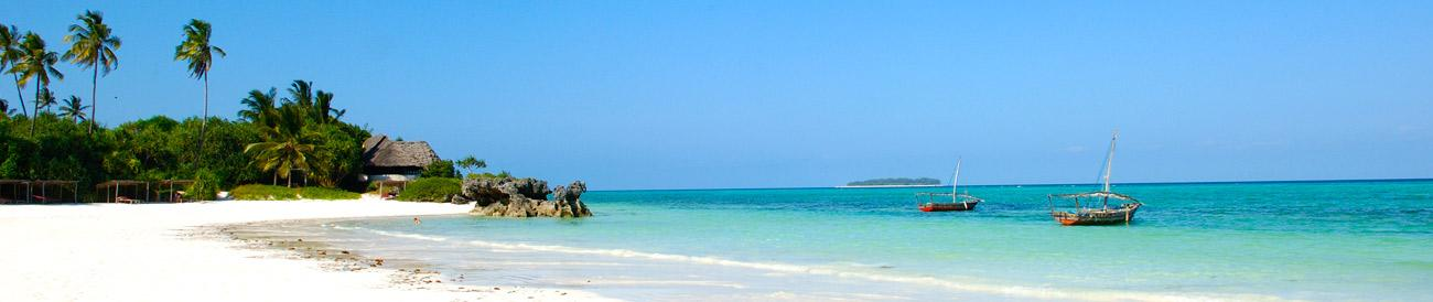 Zanzibar - long known as The Spice Island, exotic Zanzibar blends white-sand beaches, world-class diving and fascinating African and Arabian cultures.