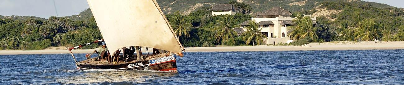 Lamu - Kenya's dazzling Lamu Archipelago offers classic, off-the-beaten-track beach holidays with a well-balanced dose of culture.