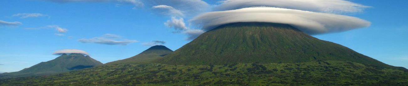 Volcanoes National Park - scenically stunning, Rwanda's most famous wildlife reserve is best known for its mountain gorilla treks.