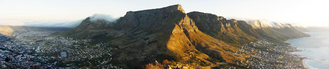 Incredible Cape Town, Sun City & Kruger Holiday