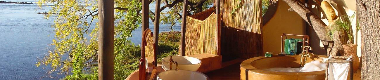 Tongabezi Tree House Adventure