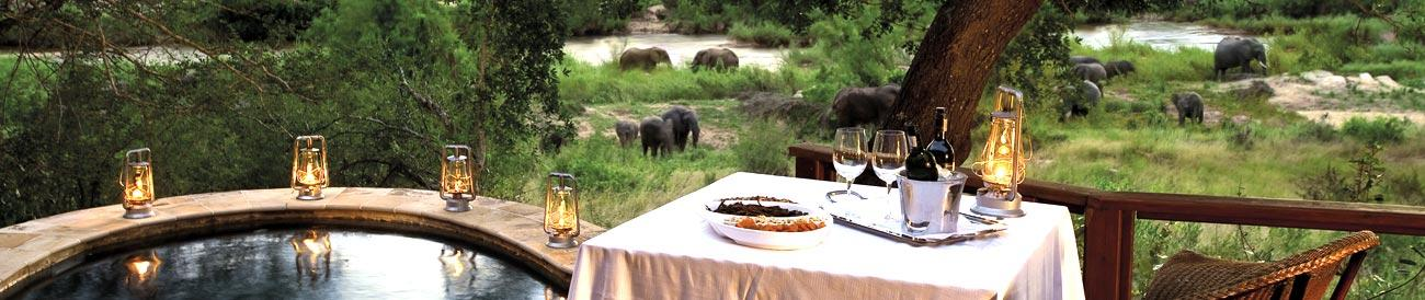 Kruger Private Concessions - enjoy crowd-free game viewing and excellent, exclusive accommodation at the heart of the Kruger Park. 