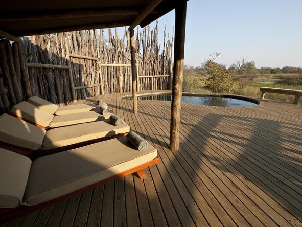 Banoka Bush Camp - Pool