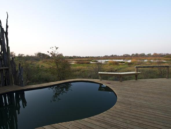 Banoka Bush Camp - Pool 2