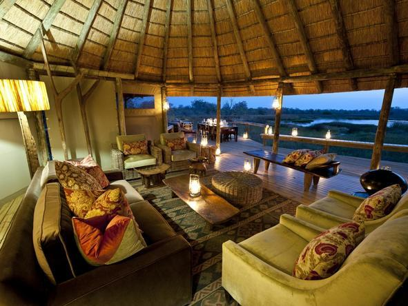 Banoka Bush Camp - Lounge 2