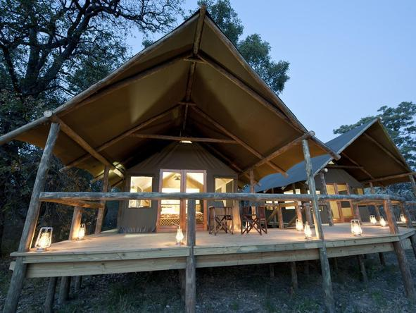 Banoka Bush Camp - Exterior 2