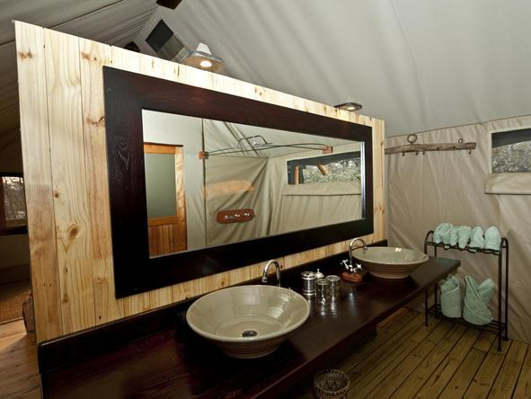Banoka Bush Camp - Bathroom