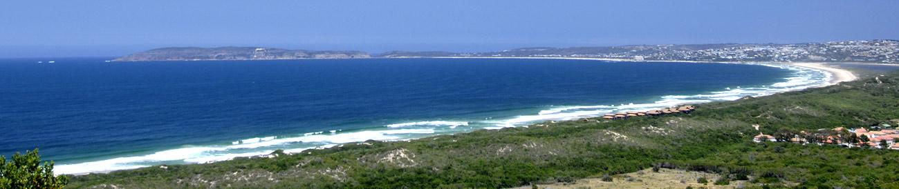 Plettenberg Bay - situated close to Knysna, Plettenberg Bay is a superb family beach holiday destination on the Garden Route.