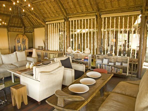 Chiefs Camp - luxury safari lounge at Chief's