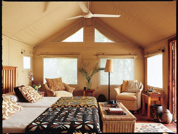 Chief's Camp - natural safari getaway