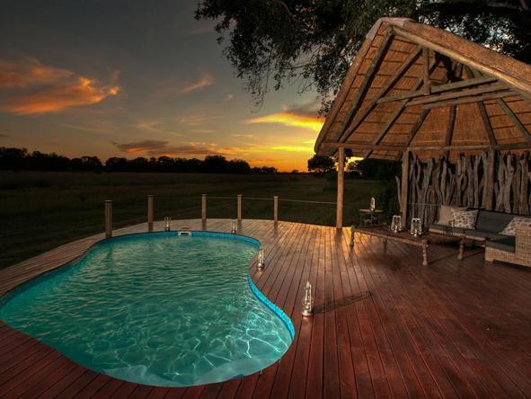 Chitabe Lediba - pool