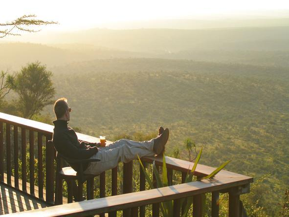 Loisaba Lodge -View