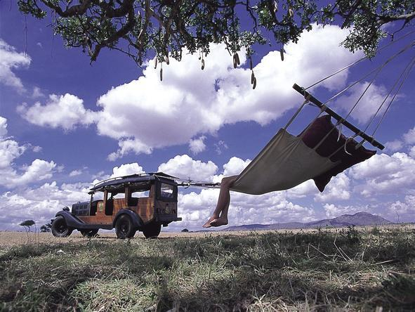 Grand Kenya Fly-In Safari