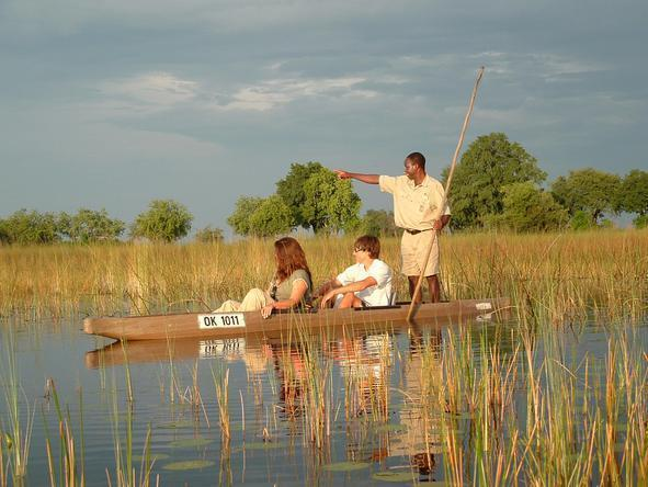 Luxury Botswana Honeymoon