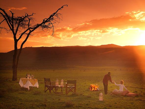 Charming Kenya Adventure Safari