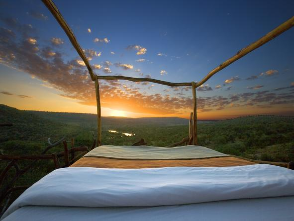 Romantic Kenya Wilderness Retreat