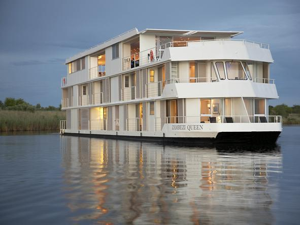 Zambezi Queen - The Ship2