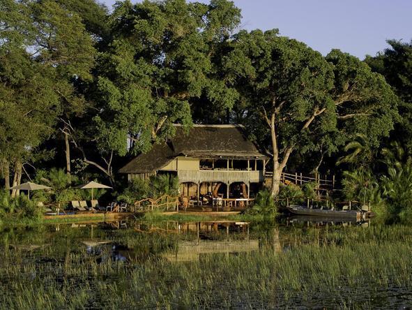 Jacana Camp - exterior