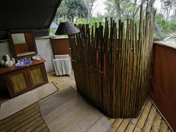 Jacana Camp - bathroom